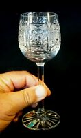 Beautiful Vintage Riedel Crystal San Michele Claret Glass
