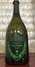 RARE Dom Perignon Brut Luminous Light Champagne Bottle Vintage 750m Empty
