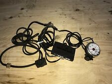 Jdm HKS Electronic Boost Gauge With HKS Controler And Wiring Harness
