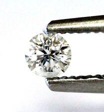 loose round diamond .19ct I1 G 3.54x2.34mm vintage estate antique