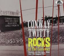 Conway Twitty rocks at the Castaway Ohio agosto 1964 2cd Bear FAMILY 2015 NUOVO