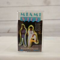 MIAMI VICE Cassette Tape Music From The Television Series (1985) Soundtrack 640