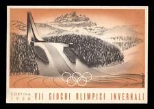 VII GIOCHI OLIMPICI INVERNALI CORTINA 1956