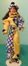 Blue Diamond & Yellow Costume for Supersize Barbie or Tiffany Taylor Doll SSCS85