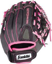 Franklin Sports Softball Glove - Left and Right Handed Softball Fielding Glove -