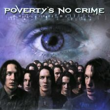 Poverty's No Crime - One In A Million + BONUS TRACK / Inside Out CD 2001
