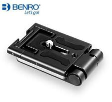 Benro MPU70P Multifunctional Quick Release Plate and Phone Holder for Arca-Swiss