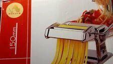 HuiJia Wellness 150 Pasta Maker Machine Stainless Steel Pasta Roller Machine Inc