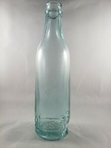 VERY RARE Straight Sided Bottom Script Pepsi cola bottle from Hickory, Nc