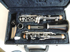 Leblanc Vito Reso-Tone 3 Clarinet Ser. 16010 Good Condition Hit All Notes