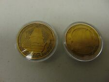 CHALLENGE COIN FREE CAPSULE SHIPPING 9-11 REMEMBER PENTAGON TWIN TOWERS SEPT 01