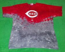 Cincinnati Reds Size Large SS Tee Shirt Baseball FREE SHIPPING