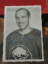1970-71 O-Pee-Chee Deckle Edge #11 Roger Crozier Ex