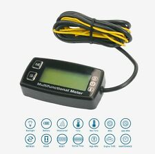 Andytach digital tachometer and thermometer (water temp) for watercooled engine