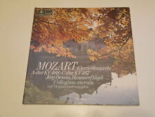 MOZART - KLAVIERKONZERTE - LP 1977 DEUTSCHE HARMONIA MUNDI - NEW! SEALED