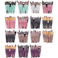 15 pcs/set Eye Shadow Cosmetic Makeup Brushes Set Lip Eyebrow Brush Cosme