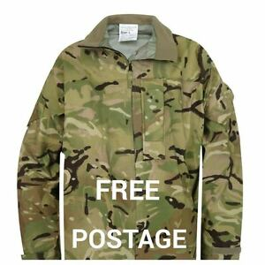 BRITISH ARMY MTP GORETEX JACKET -LIGHTWEIGHT - USED - GOOD CONDITION - ALL SIZES