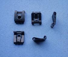 (2349) 5x Befestigungsklammer Blechmutter Klammer für Opel Renault 16x20 schwarz