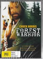 FOREST WARRIOR - CHUCK NORRIS  - NEW & SEALED DVD