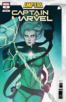 Captain Marvel #21 Frison Empyre Variant Comic 1st Print NM unread 2020