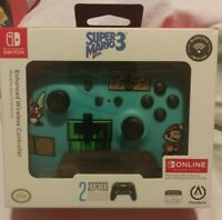 PowerA Nintendo Switch Super Mario Bros. 3 Enhanced Wireless Controller