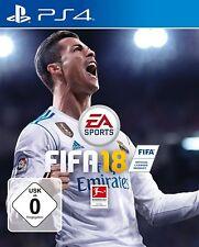Fifa 18            PS4           Playstation 4            !!!!! NEU+OVP !!!!!