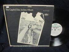 "Capitol Disc Jockey Album ""Stereo Sampler"" LP PROMO"