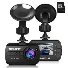 "TOGUARD 1.5"" HD 1080P Car DashCam Dashboard Camera DVR Recorder Night Vision+16G"