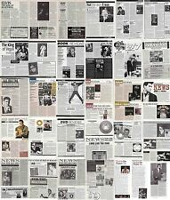 ELVIS PRESLEY : CUTTINGS COLLECTION