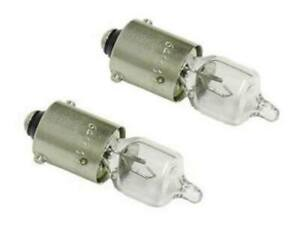 BMW Halogen Bulb Reading / Rear View Mirror Lights x2
