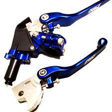 Lever Set Clutch Brake BLUE Yamaha YFZ450 2004/06 YFM700 06 YFM660 ALL BLASTER