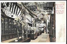 Recuerdo de La Plata, Argentina, Interior View of Museum UB PPC 6 Centavos