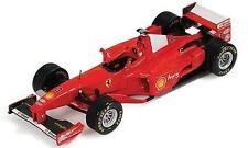 Rennfahrzeugmodelle mit Michael Schumacher