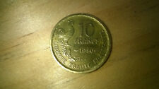1 PIECE DE 10 FRANCS GUIRAUD 1950