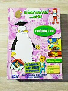 Il était une fois... la vie : L'Intégrale - Coffret 6 DVD