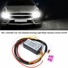 ONOFF Automatic Dimmer Harness DRL Control Car Led Daytime Running Light Relay