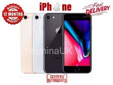 Apple iPhone 8 Unlocked SIM Free Smartphone - 64GB 256GB - All Colours