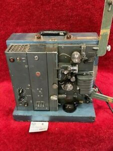 RCA 16mm SR. Model 400 Sound Projector with Tube Amplifier #B