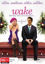Wake * NEW DVD * Ian Somerhalder Jane Seymour Bijou Phillips