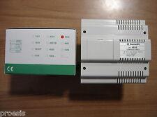 COMELIT 4856 Centrale alimentazione video cablaggio semplificato alimentatore