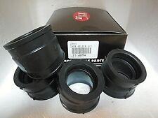 4 Intake Boots Honda 79-83 CB750 Carb Holders CB750F CB750C 11-4654 K&L Japan