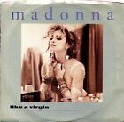 "MADONNA ""Like A Virgin"" (45 RPM) 7"" Vinyl Record w/ Picture Sleeve MINT"