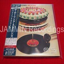 THE ROLLING STONES - LET IT BLEED - JAPAN SACD SHM MINI LP - UIGY-9021