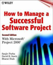 How to Manage a Successful Software Project: With Microsoft(r) Project 2000