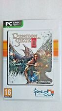 Dungeon Siege III (PC: Windows, 2011) - NEW and SEALED