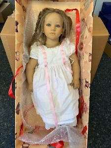 Annette Himstedt Doll Fine 25 5/8in With. Top Condition