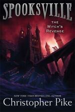 The Witch's Revenge (Spooksville)-ExLibrary