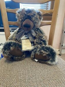 Suki Bear William In Excellent Condition With Tags. No.1058/1500