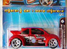 Hot Wheels VW '05 MYSTERY CAR / AUTO MYSTERE W/Voucher VOLKSWAGEN NEW BEETLE CUP