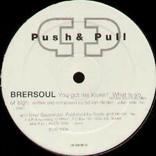 BRERSOUL - Variations On The Theme EP - 1994 Push & Pull – PP 001